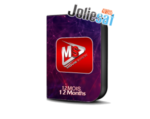 MovieShow 12 Mois