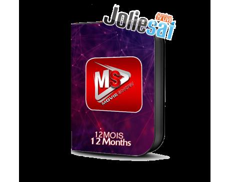 MovieShow 12 Months