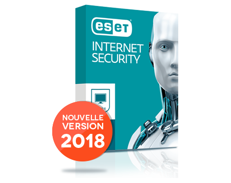 ESET INTERNET SECURITY (NOD32) 1 PC