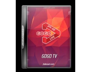 GOGO IPTV 12Months