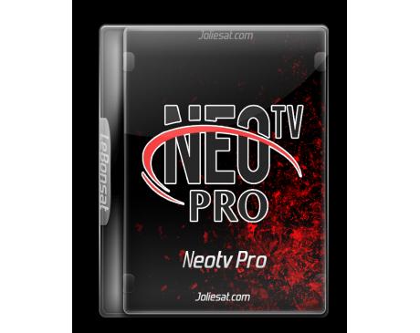 NEO TV PRO 12Mois