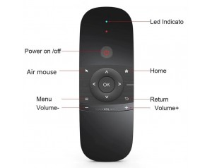 MINI Air Mouse W1 Wireless...