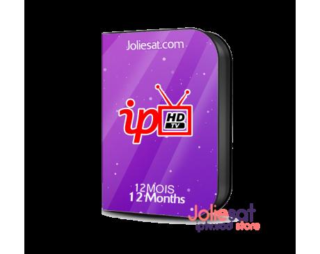 IP HD 12Months