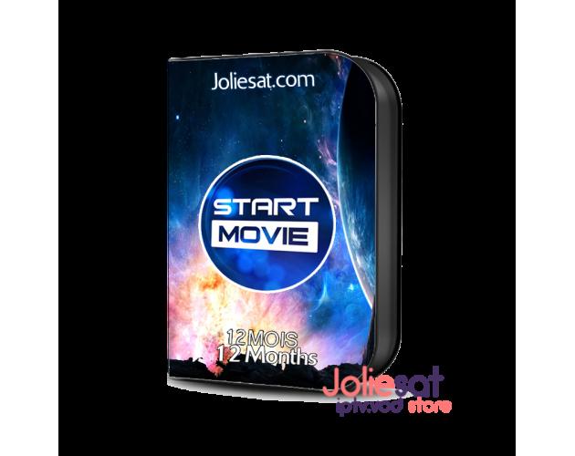 Startmovie  VOD 12MOIS