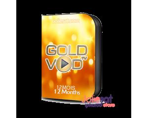 GOLD VOD 12 Months