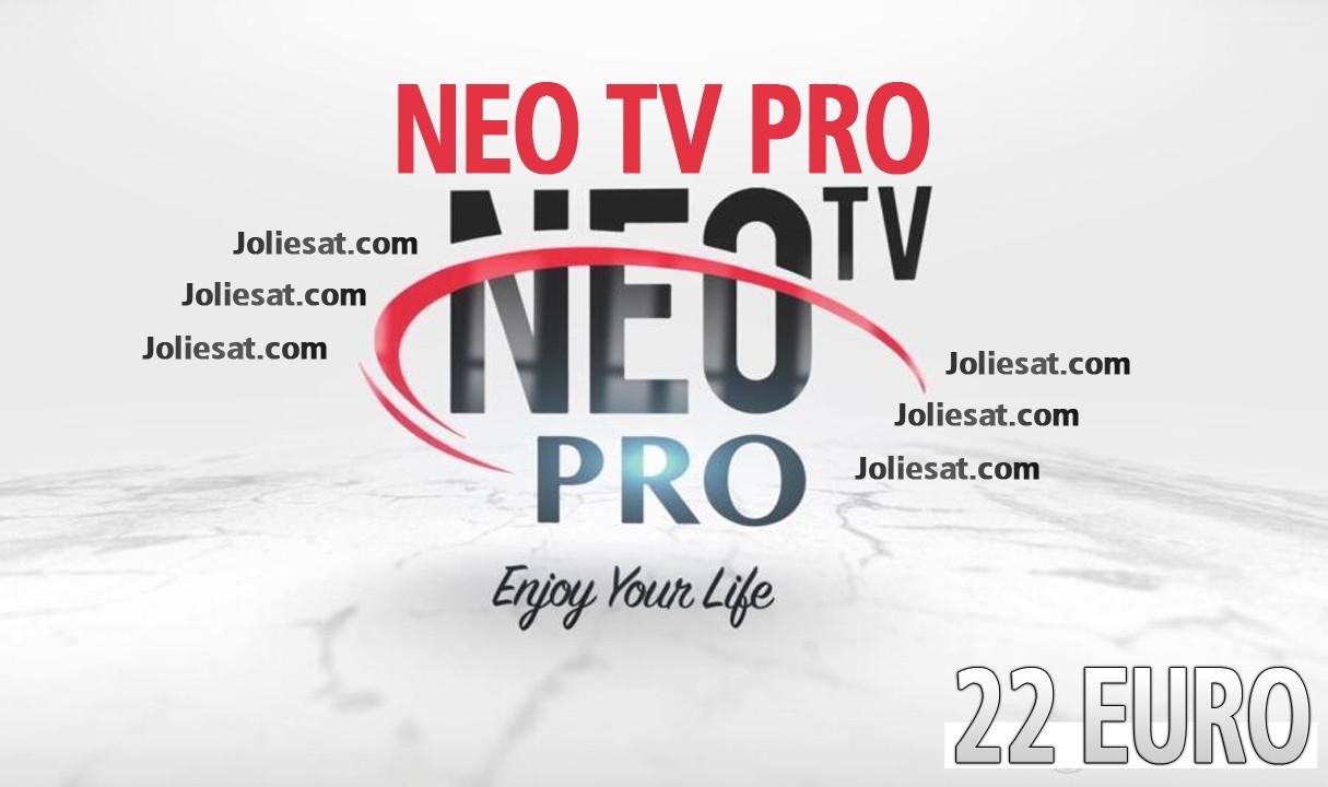 Neo Tv Pro App